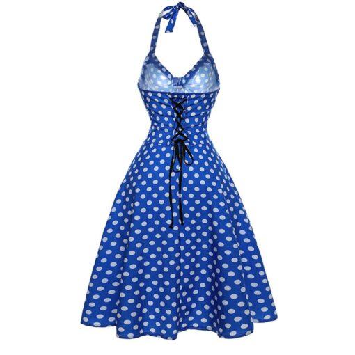 robe a pois boutonne devant t 36 fine bretelle