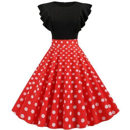 robe de soiree rouge grande taille
