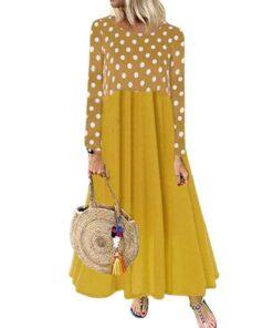 robe automne boheme
