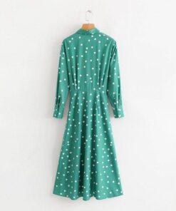 robes mi longue chic