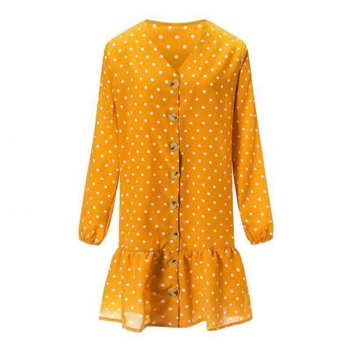 robe automne courte