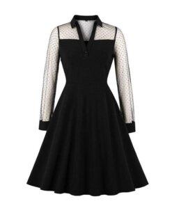 robe gothique dentelle