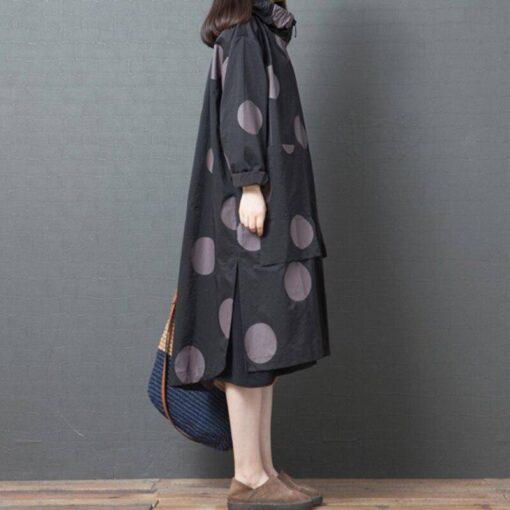 robe longue hippie femme