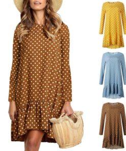 robe jaune courte