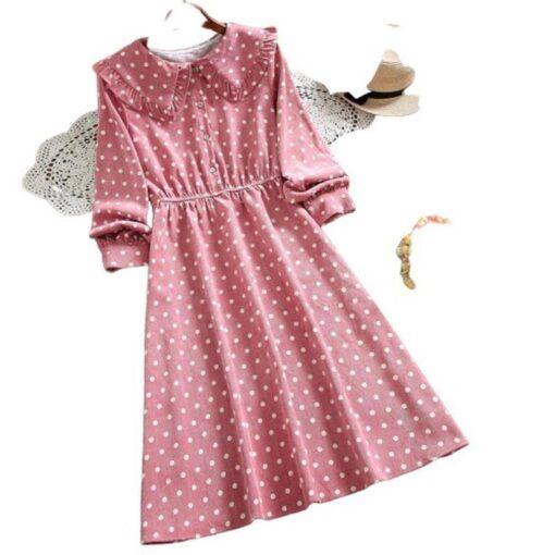 robe longue en velours