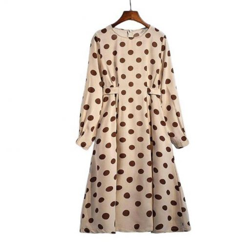 robes mi longues grande taille