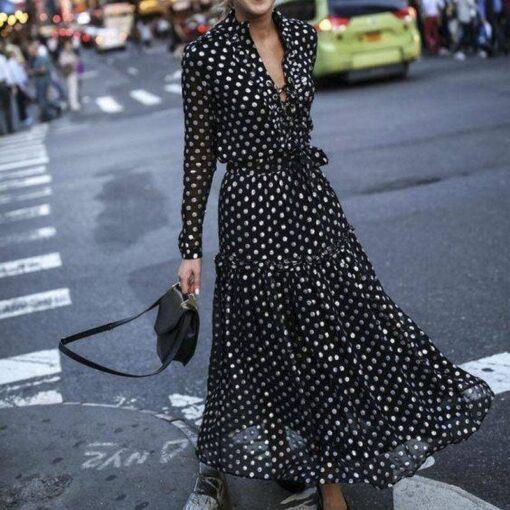 robe style boheme romantique