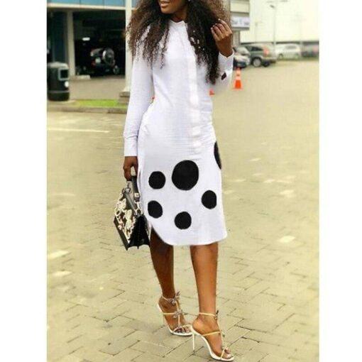 robe longue paillette femme