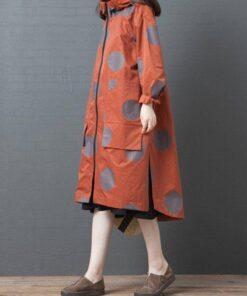 tunique longue coton femme
