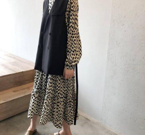 veste longue femme printemps