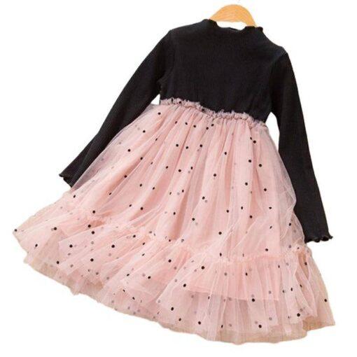 tenue robe longue hiver