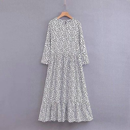 robe longue boheme dentelle