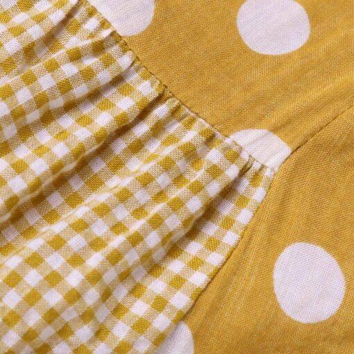 chemise longue carreaux