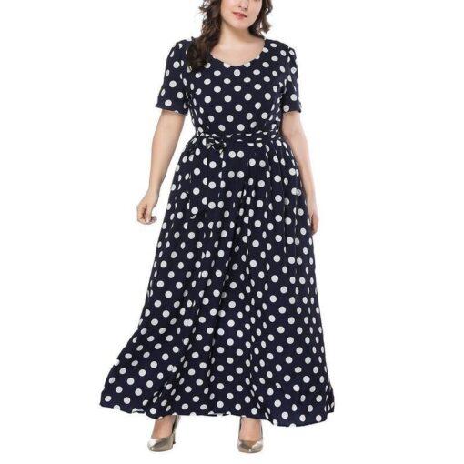 robe grande taille femme moderne