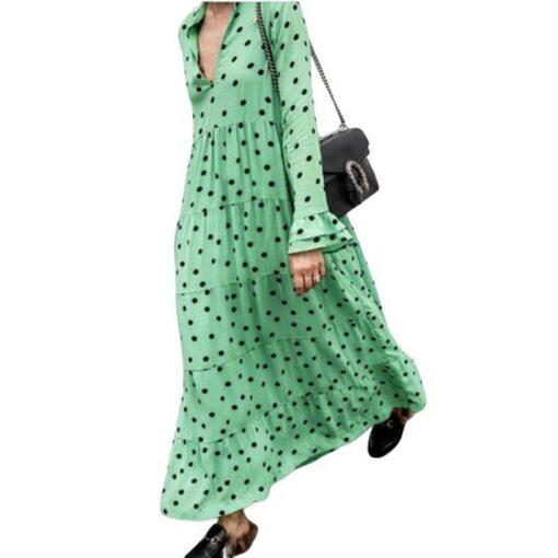 robe longue ete hippie