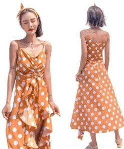 robe plage longue