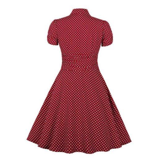 robe rouge avec manche