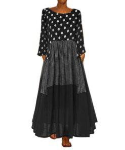 maxi robe longue