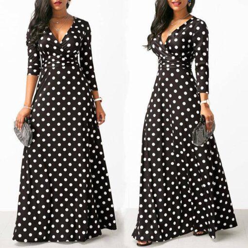 robe soiree bustier longue