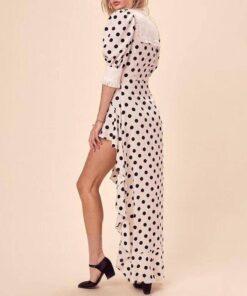 robe asymetrique grande taille