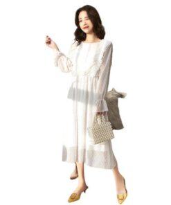 blouse en mousseline de soie