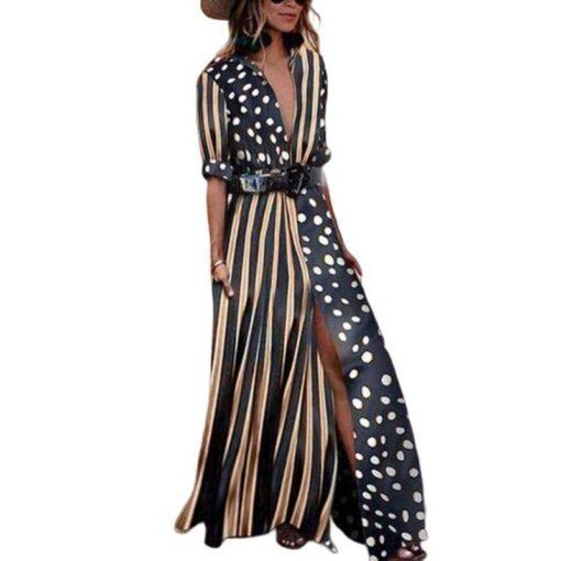 robe longue casual