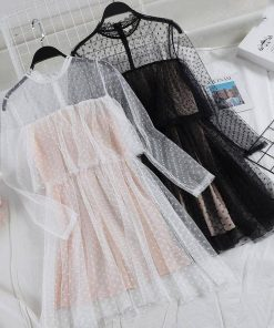 dentelle robe de soiree