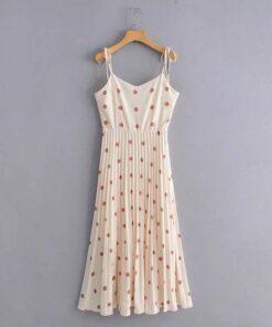 robe longue fleurie boheme