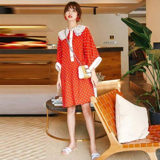 robe de chambre courte