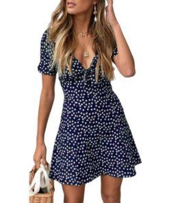 robe de plage bustier courte