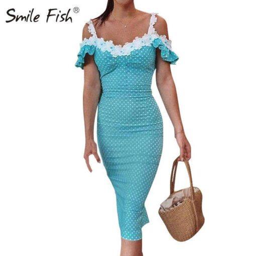 robe femme manche longue