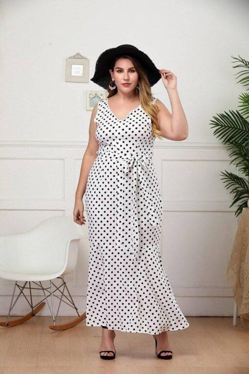 robe style hippie grande taille