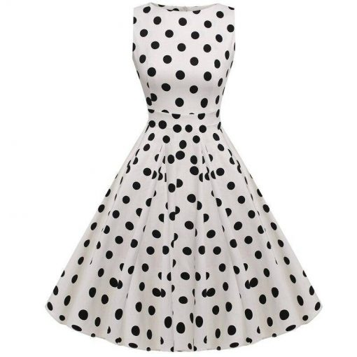 robe vintage femme