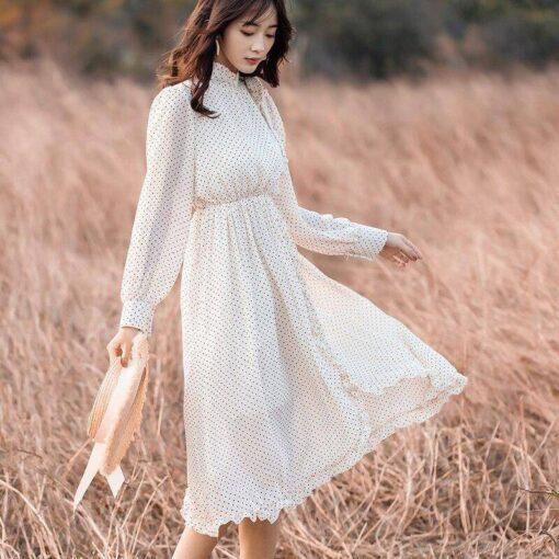chemise longue en soie femme