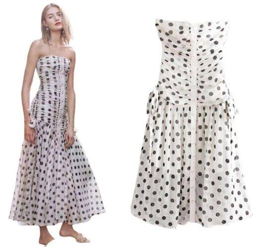 robe longue sirene