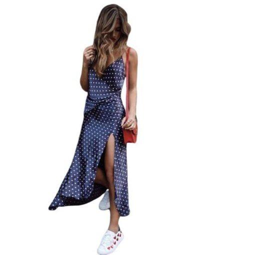robe longue dos nu dentelle