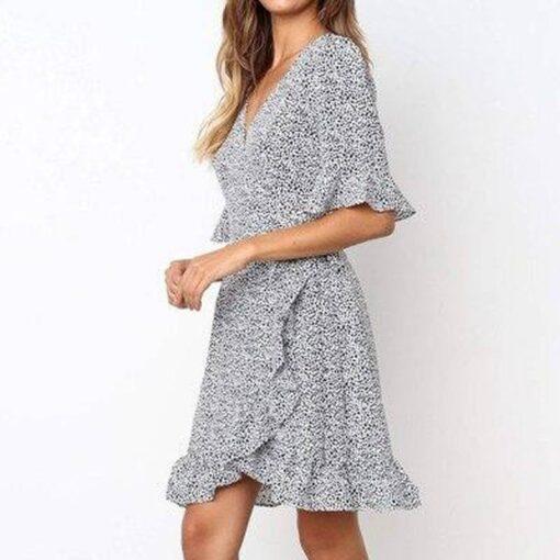 robe tunique en soie