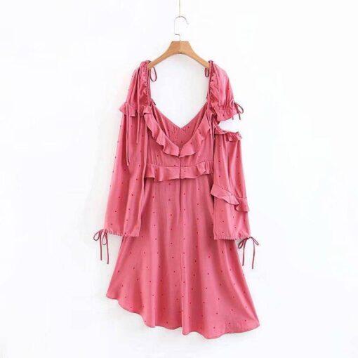 robe tunique asymetrique