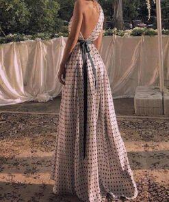 robe de mariee boheme dos nu