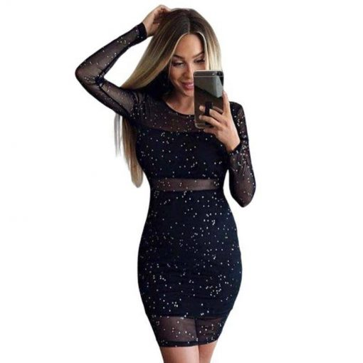 robe a paillettes grande taille