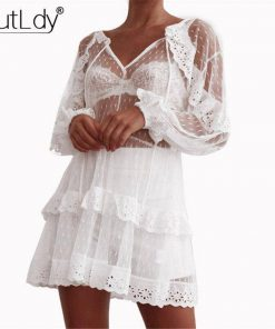 robe transparente sexy