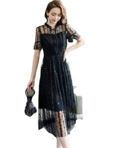 robe longue de soiree grande taille