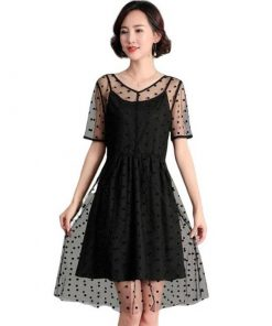 robe grande taille femme