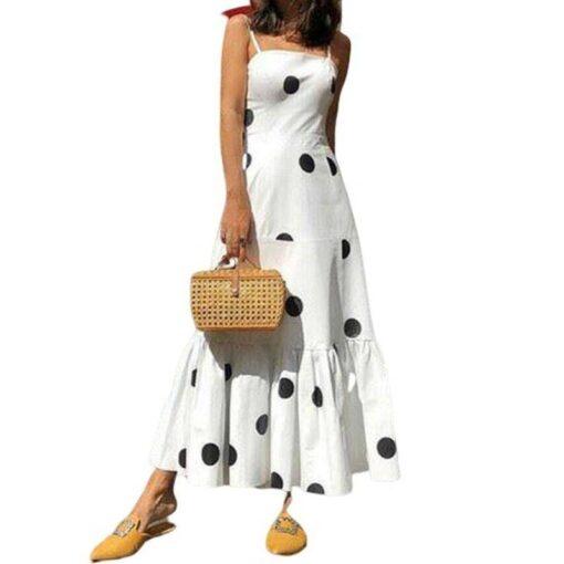 robe longue legere ete