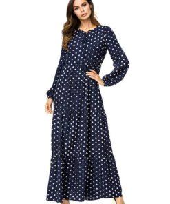 robe kimono longue grande taille
