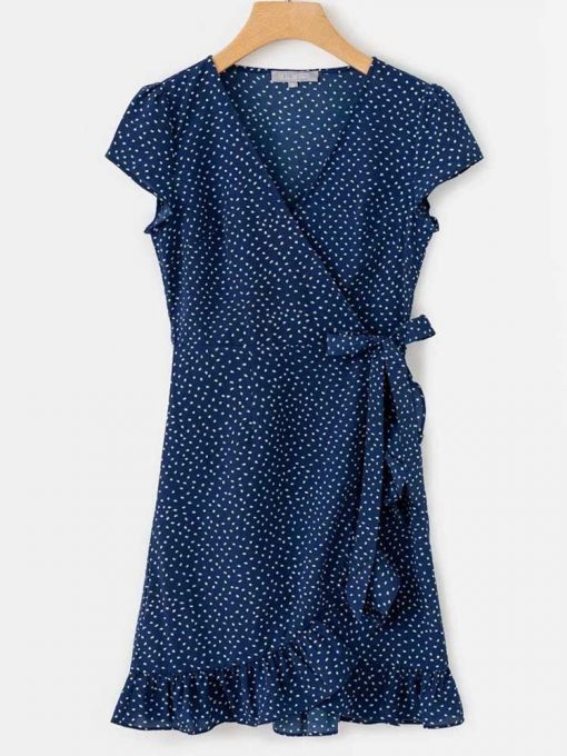 robe année 60 a pois
