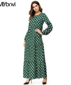 robe longue bordeaux vintage
