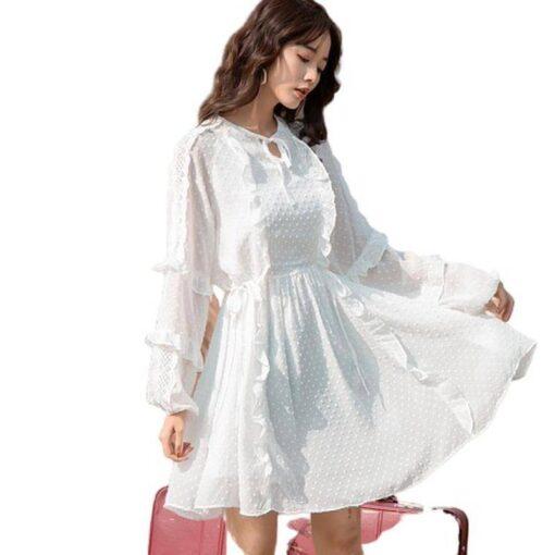 robe soie automne