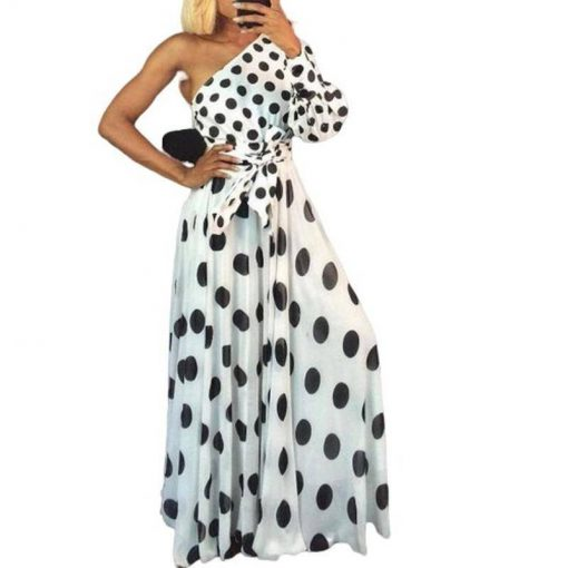 robe boheme taille empire