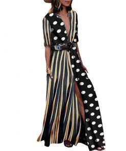robe longue africaine grande taille